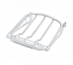 Harley-Davidson® Air Wing Two-Up Chrome Luggage Rack