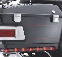 Harley-Davidson® Tour-Pak Side Marker Light Kit | Smoked Lens