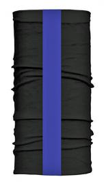 Hair Glove® Thin Blue Line EZ Tube Multi-Functional Headwear | Winter Weight