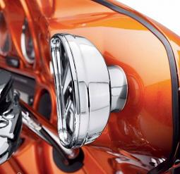 Harley-Davidson® Mirrors | Fairing Mount in Chrome '96-'13