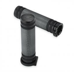 Harley-Davidson® Hand Grips | Diamond Black Collection