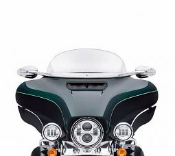 Harley-Davidson® Windshield Trim | Mirror Mounting Kit