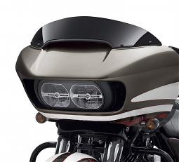 "Harley-Davidson® 6"" Contoured Wind Deflector 