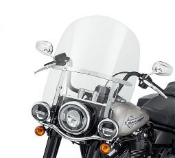 "Harley-Davidson® Milwaukee-Eight® King-Size H-D® Detachables™ | 21"" Windshield 