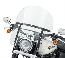 "Harley-Davidson® Milwaukee-Eight® Softail Slim® | King-Size H-D® Detachables™ | 18"" Windshield 