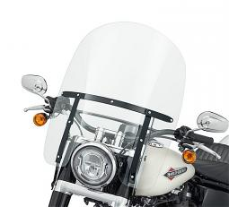 "Harley-Davidson® Milwaukee-Eight® Softail Slim® | King-Size H-D® Detachables™ | 21"" Windshield 