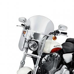 "Harley-Davidson® 14"" Quick-Release Compact Windshield 