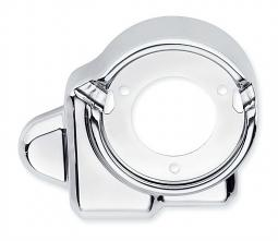 Harley-Davidson® Throttle Body Cover | Chrome