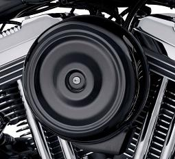 Harley-Davidson® Air Cleaner Cover | Bobber-Style | Gloss Black