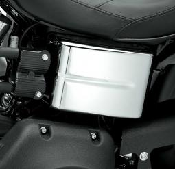 Harley-Davidson® Battery & Electrical Panel Cover Kit