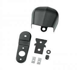 Harley-Davidson® Horn Cover Kit | Gloss Black