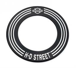 Harley-Davidson® Fuel Cap Medallion | Street Script