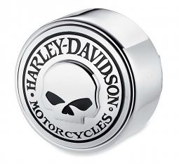 Harley-Davidson® Willie G® Skull Chrome Collection | Horn Cover