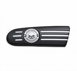 Harley-Davidson® Willie G® Skull Chrome Collection | Air Cleaner Trim | '17-Later Touring & Trike Models