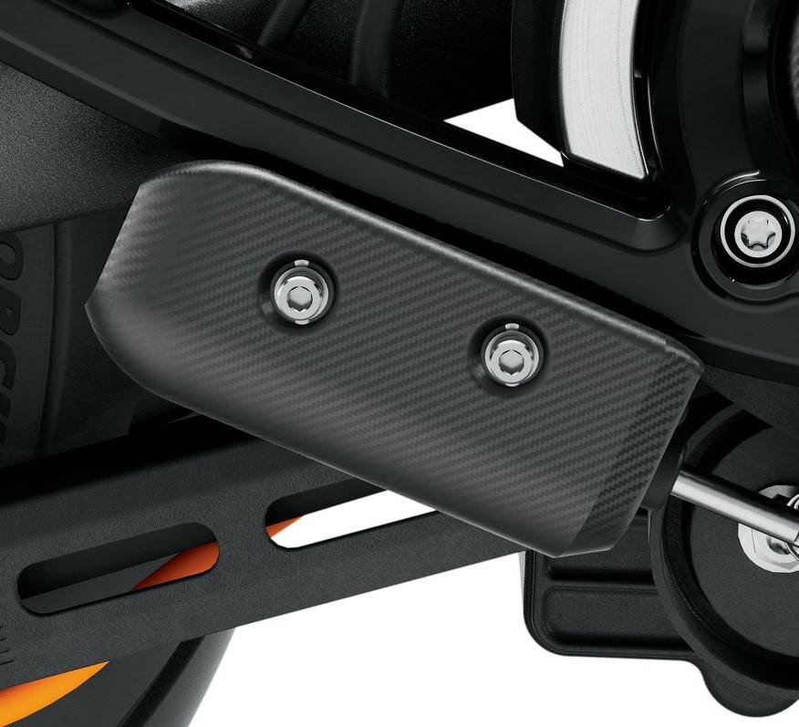 Harley-Davidson® LiveWire™ Rear Brake Master Cylinder Cover