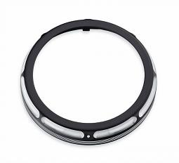 Harley-Davidson® Headlamp Trim Ring | '14-later | Burst