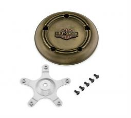 Harley-Davidson® Brass Collection | Air Cleaner Trim