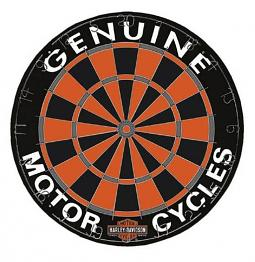 Harley-Davidson® Genuine Competition-Quality Dartboard