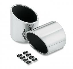 Harley-Davidson® Muffler End Caps | 4"