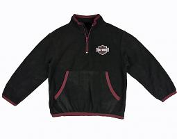 Harley-Davidson® Boys' Polar Tech Micro-Fleece | 1/4-Zip