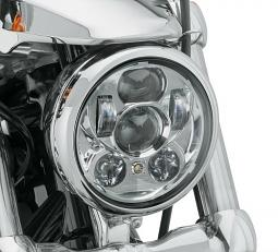 Harley-Davidson® Daymaker Projector LED Headlamp | 5-3/4"