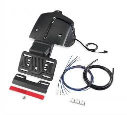 Harley-Davidson® License Plate Relocation Kit | Dyna® Street Bob®