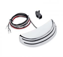 Harley-Davidson® Center-Mount Auxiliary Running/Brake Light.
