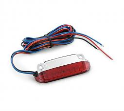 Harley-Davidson® LED Light Kit | Luggage Rack | Red Lens