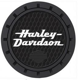 Harley-Davidson® Car Coasters | Set of 2