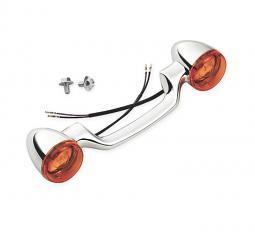 Harley-Davidson® Bullet Rear Turn Signal Bar