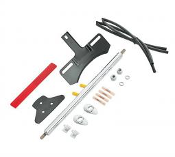 Harley-Davidson® Turn Signal Relocation Kit | Dyna® and Sportster®