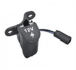 Harley-Davidson® Tour-Pak® Mount Auxiliary Power Port