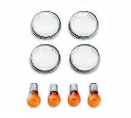Harley-Davidson® Bullet Turn Signal Lens Kit