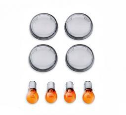 Harley-Davidson® Smoked Turn Signal Lens Kit