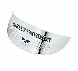 Harley-Davidson® Skull Headlamp Visor