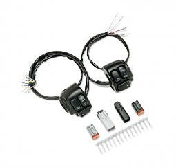 Harley-Davidson® Handlebar Switch Control Kit