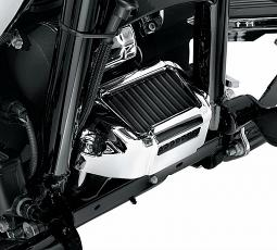 Harley-Davidson® Voltage Regulator Cover | '09-'13 Touring | Chrome