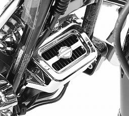 Harley-Davidson® Voltage Regulator Cover | Touring | Chrome
