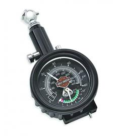 Harley-Davidson® Compact Tire Gauge and Tread Depth Indicator