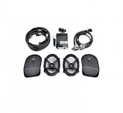 Harley-Davidson® Saddlebag Speaker Expansion Kit - CVO™