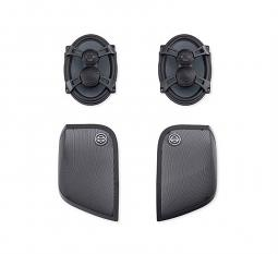 Harley-Davidson® Boom!™ Audio Stage II Saddlebag Speaker Kit