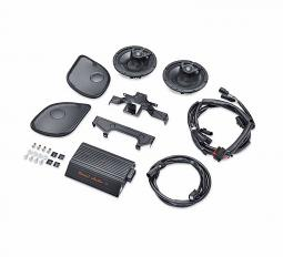 Harley-Davidson® Boom! Audio Stage I Bagger Amp and Speaker Kit | 2 Speaker | '15-later Road Glide