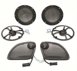 "Harley-Davidson® Boom! Audio Stage II 6.5"" Speaker Kit - Road Glide Fairing"