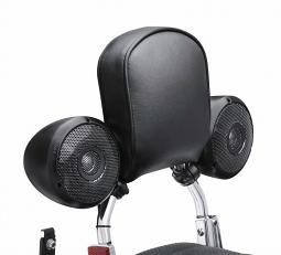 Harley-Davidson® Boom! Audio Bluetooth Cruiser Amp & Speaker Expansion Kit | Satin Black