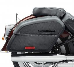 Harley-Davidson® H-D® Detachables™ Locking Saddlebag | '18-Later Milwaukee-Eight&reg Softail® Deluxe