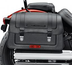 Harley-Davidson® H-D® Detachables™ Saddlebag | '18-Later Street Bob®, Low Rider & Softail Slim®