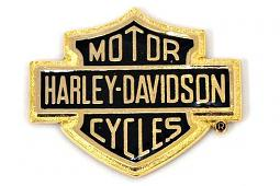 Harley-Davidson® Bar & Shield® Self-Adhesive Medallion - Large