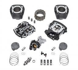 Harley-Davidson® Screamin' Eagle® Milwaukee-Eight® Engine Stage IV Kit - 107 to 114CI