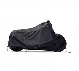 Harley-Davidson® Indoor/Outdoor Motorcycle Cover | Black | Small