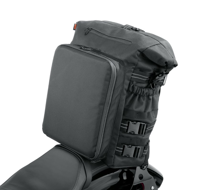 Harley-Davidson® Overwatch Large Sissy Bar Bag